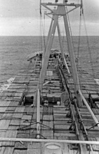 Havkatt with lumber to New York, December, 1965