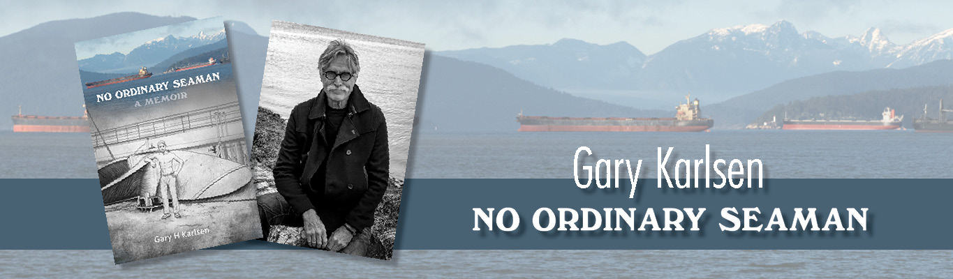 Gary Karlsen - No Ordinary Seaman